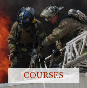 entry level Firefighter Courses, firefighter promotional courses